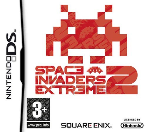 Space Invaders Extreme 2 for DS image