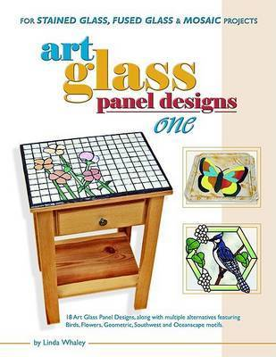 Art Glass Panels Designs One by Linda Whaley