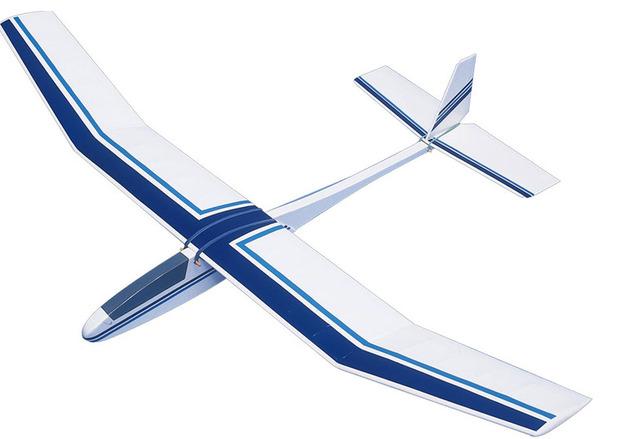 West Wings Free Flight Aircraft Kit - Merlin (glider)