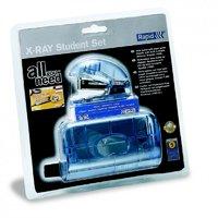 Rapid BabyRay Sky Blue Stapler & Punch Value Pack