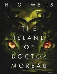 The Island of Dr. Moreau by H.G.Wells image