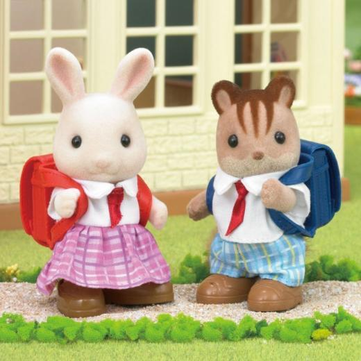 Sylvanian Families: School Friends