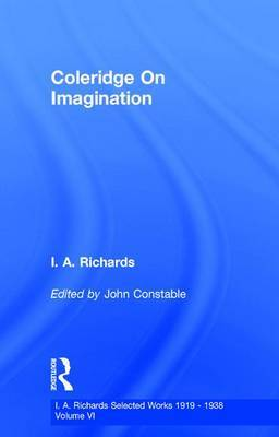 Coleridge On Imagination V 6 by John Constable image