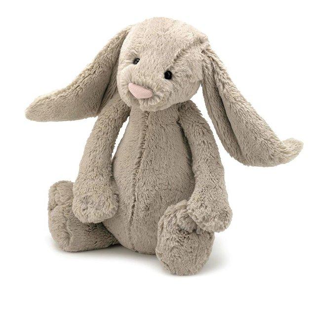 Jellycat: Bashful Bunny - Beige (Large)