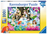 Ravensburger: Magical Fairy Night - 100pc Puzzle