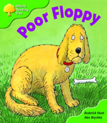 Oxford Reading Tree: Stage 2: First Phonics: Poor Floppy by Roderick Hunt image