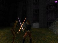 Star Wars Jedi Knight: Dark Forces II + Mysteries of the Sith for PC Games image