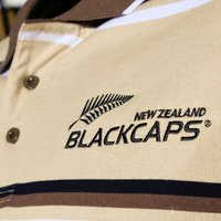 NZ Blackcaps Retro Polo (Small) image