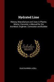Hydrated Lime by Ellis Warren Lazell image