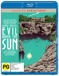 Evil Under the Sun on Blu-ray image