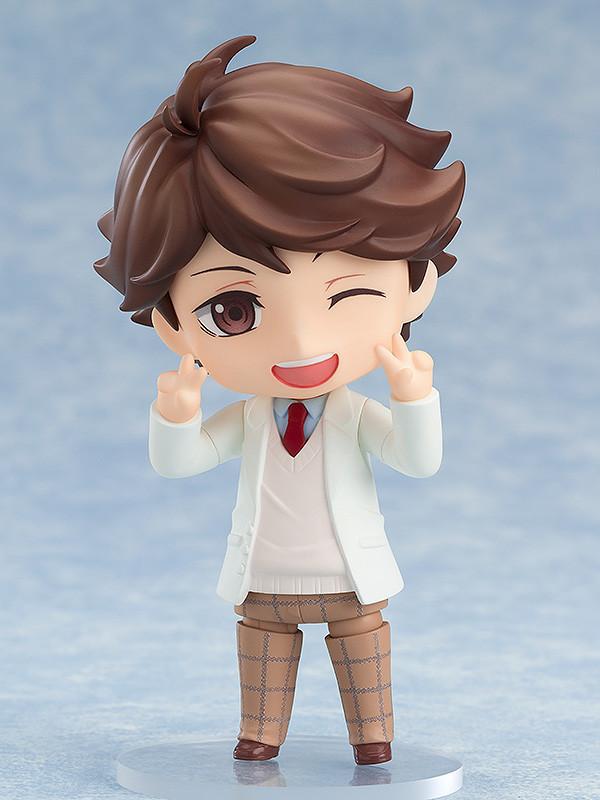 Haikyu!!: Nendoroid Toru Oikawa (School Uniform Ver.) - Articulated Figure