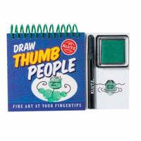 Draw Thumb People by Klutz Press