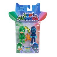 PJ Masks: Figure Pack 2 Pack - Gekko and Night Ninja