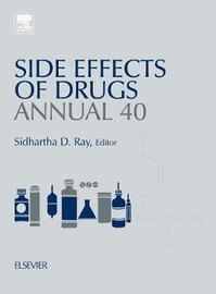 Side Effects of Drugs Annual: Volume 40 image