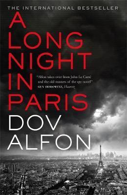 A Long Night in Paris by Dov Alfon image