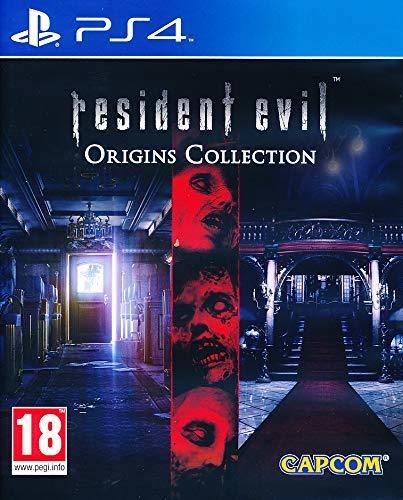 Resident Evil Origins Collection for PS4
