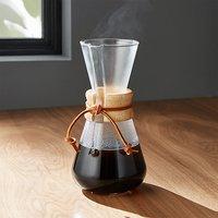 Chemex: 3-Cup Classic Glass Coffee Maker