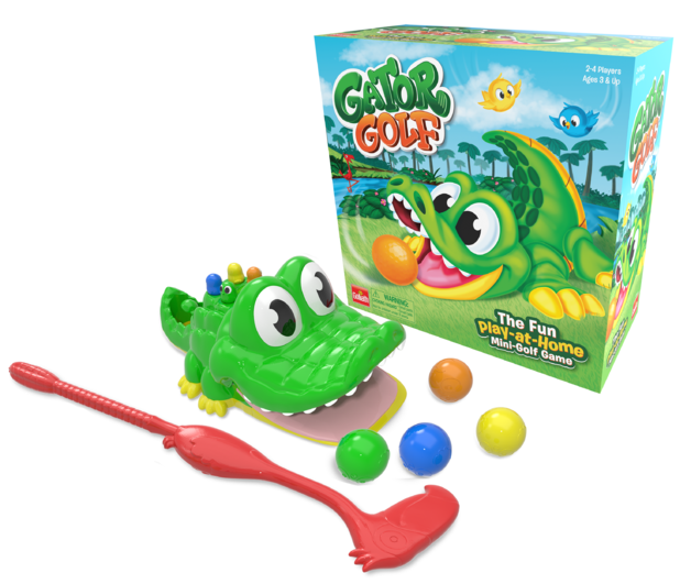 Gator Golf - Children's Game