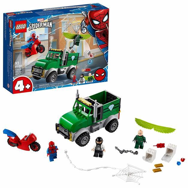 LEGO Marvel: Vulture's Trucker Robbery - (76147)