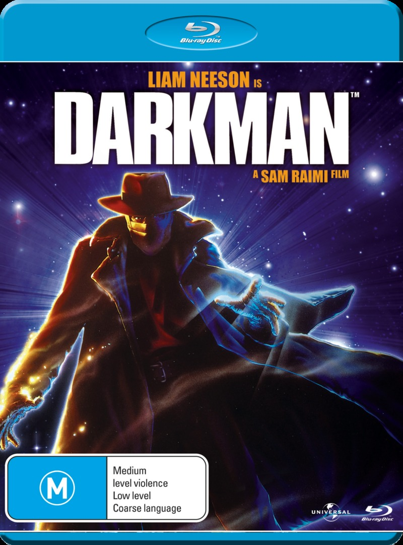 Darkman on Blu-ray image