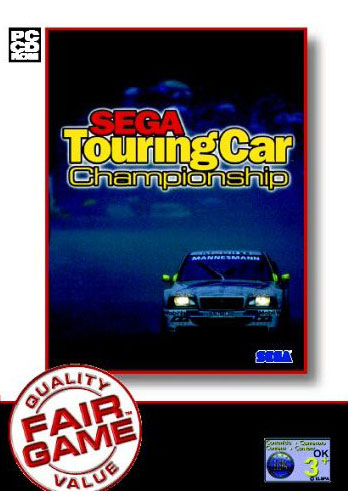 SEGA Touring Car Championship screenshot