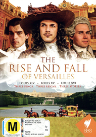 The Rise and Fall of Versailles on DVD