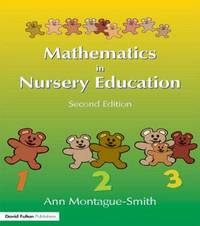 Mathematics in Nursery Education by Ann Montague-Smith image