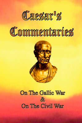 Caesar's Commentaries by Julius Caesar image