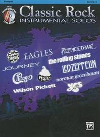 Classic Movie Instrumental Solos: Alto Sax, Book & CD by Alfred Publishing