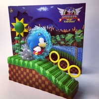 Sonic the Hedgehog - Medium Vinyl Figure