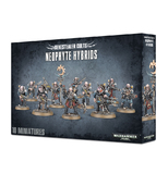 Warhammer 40,000 Genestealer Cults Neophyte Hybrids