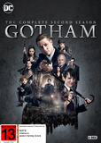 Gotham - The Complete Second Season DVD