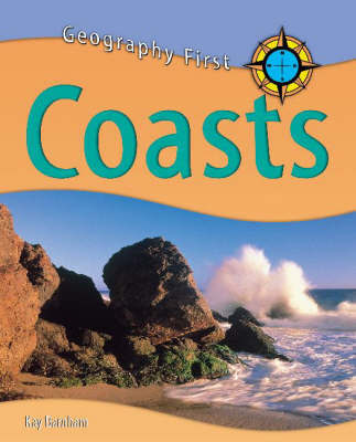 Geography First: Coasts by Kay Barnham image