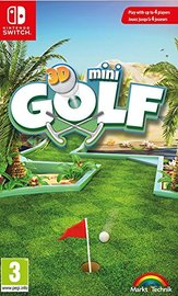 3D Mini Golf for Nintendo Switch