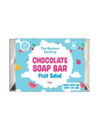 The Bonbon Factory Choc Soap Bar Slab - Fruit Salad image