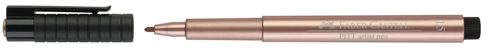 Faber-Castell: Pitt Artist Pens - Metallic Copper image