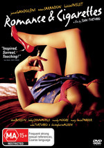 Romance And Cigarettes on DVD