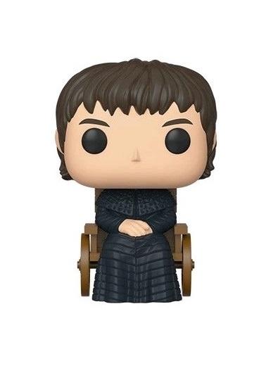 Game of Thrones - King Bran the Broken Pop! Vinyl Figure