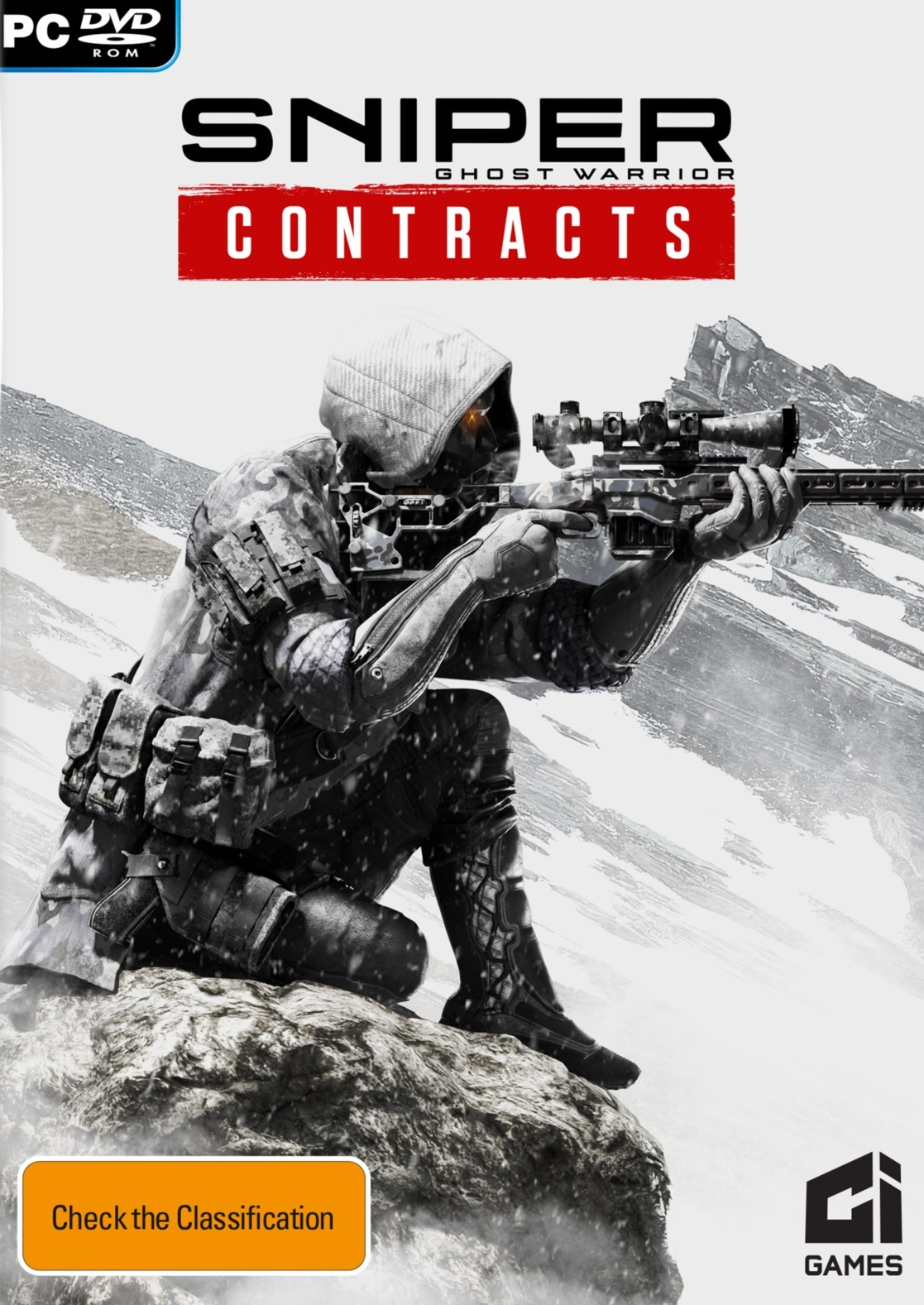 Sniper: Ghost Warrior Contracts for PC image