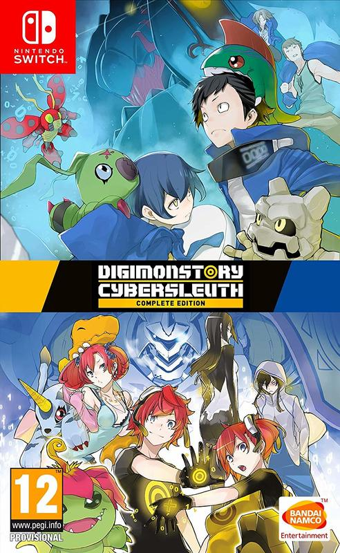 Digimon Story: Cyber Sleuth - Complete Edition for Switch