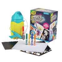 Crayola: Marker Airbrush - Craft Kit