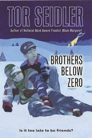 Brothers Below Zero by Tor Seidler image