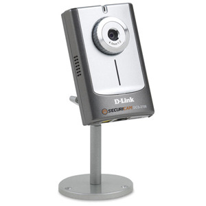 D-Link Securicam Network Internet Camera DCS-2100