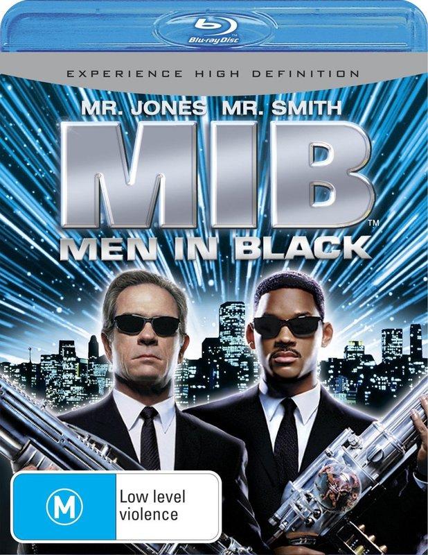 Men In Black on Blu-ray