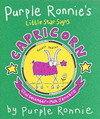 Purple Ronnie's Little Star Signs: Capricorn by Purple Ronnie