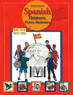 Spanish Children's Picture Dictionary by Hippocrene Books image