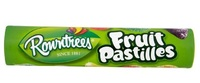 Rowntrees: Fruit Pastilles Tube - 130g image