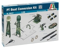 Italeri: 1:35 PT Boat - Conversion Kit