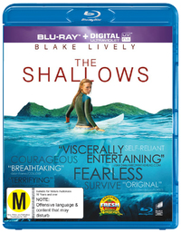 The Shallows on Blu-ray
