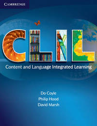 CLIL Hardback: Content and Language Integrated Learning by Do Coyle image